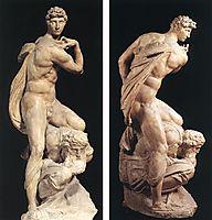 The Genius of Victory, 1534, michelangelo