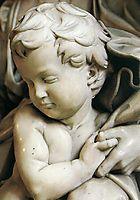 Madonna and Child: detail: 2, 1501-1505, michelangelo