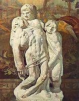 Palestrina Pieta, michelangelo