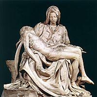 Pieta, 1499, michelangelo
