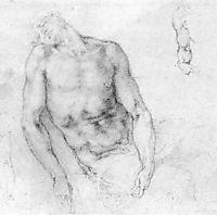 Pieta, 1519-1520, michelangelo