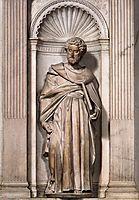 Saint Paul, 1504, michelangelo