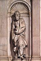 Saint Peter, 1504, michelangelo