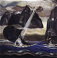 Legend of the Holy Mountain, 1926, milev