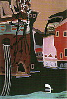 Venice, 1924, milev