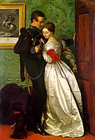 The Black Brunswicker, 1860, millais