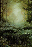 Dew Drenched Furze, 1890, millais