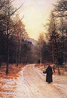 Glen Birnam, 1890-1891, millais