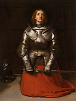 Joan of Arc, millais