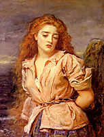 The Martyr of the Solway, 1871, millais