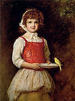 Merry, 1893, millais
