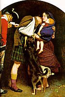 The Order of Release, 1746, 1852-1853, millais