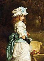 Pomona, 1882, millais
