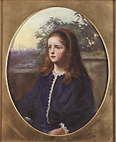 Portrait of Margaret Fuller Maitland, millais