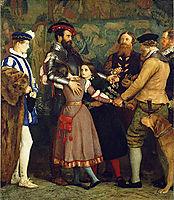 The Ransom, millais
