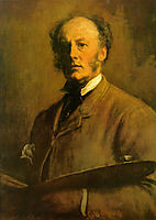 Self-Portrait, millais