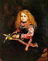 A Souvenir of Velazquez, millais
