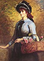 Sweet Emma Morland, 1892, millais