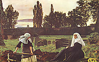The Vale Of Rest, millais