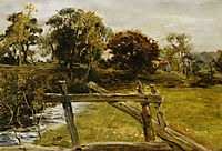 View Near Hampstead, millais