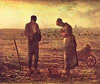 The Angelus, 1859, millet