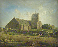 The Church of Greville, millet