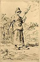Composition of Millet, 1869, millet