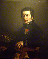 Portrait of Javain (Mayor of Cherbourg), 1841, millet