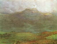 Puy de Dôme, c.1870, millet