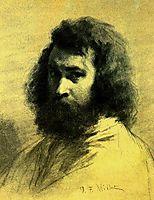 Self-Portrait, millet
