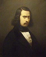 Self-Portrait, 1841, millet