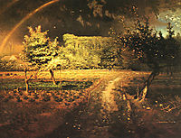 Spring, 1868-1873, millet