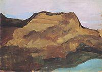 Sand pit, 1901, modersohnbecker