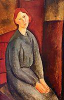 Annie Bjarne, modigliani