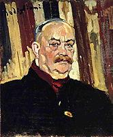 Joseph Levi, 1910, modigliani