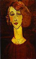 Lolotte, 1916, modigliani