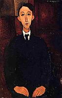 Manuel Humberg Esteve, 1916, modigliani