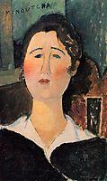 Minoutcha, c.1917, modigliani