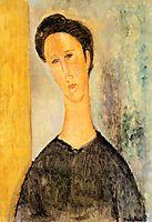 Portrait of a Woman, modigliani