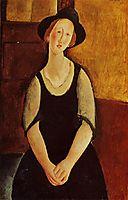 Thora Klinckowstrom, 1919, modigliani