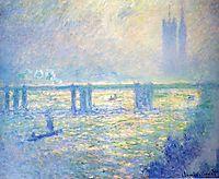 Charing Cross Bridge 03, 1899, monet