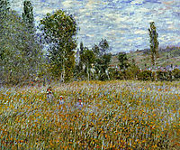 Meadow, monet