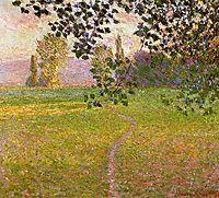Morning Landscape, Giverny, 1888, monet