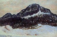 Mount Kolsaas 2, 1895, monet