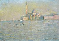 San Giorgio Maggiore 3, 1908, monet