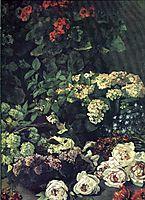 Spring Flowers, 1864, monet