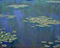 Water Lilies, 1905, monet