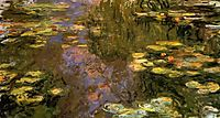 Water Lily Pond, 1919, monet