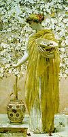 Azaleas, c.1868, moore