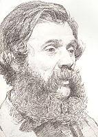 Portrait of William Moore, 1858, moore
